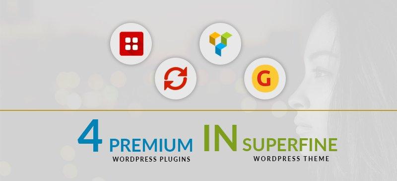 4 Premium WordPress Plugins