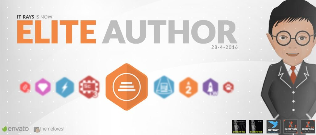 New Badge - Elite-Author
